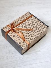 Ассорти травяного чая в подарочной коробке