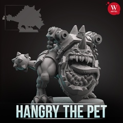 Hangry, Da Boss Pet