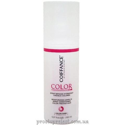 Coiffance Professionnel Color Spray Conditioner – Двухфазный кондиционер для окрашенных волос