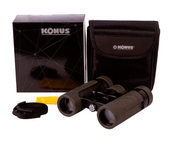 Бинокль Konus Patrol 10x26 - фото 3