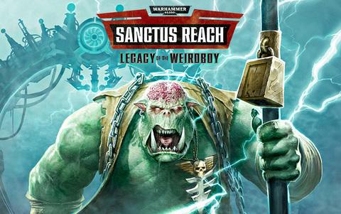 Warhammer 40,000: Sanctus Reach - Legacy of the Weirdboy DLC (для ПК, цифровой ключ)