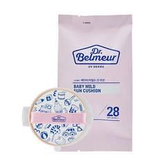 Рефилл солнцезащитного кушона для детей THE FACE SHOP Dr.Belmeur UV Derma Baby Mild Sun Cushion Refill SPF28 PA++ 15g