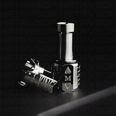 King Cap for MOBB Mini by Monarchy Vapes