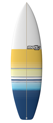 Серфборд Matta Shapes - The Driver 6'4''+