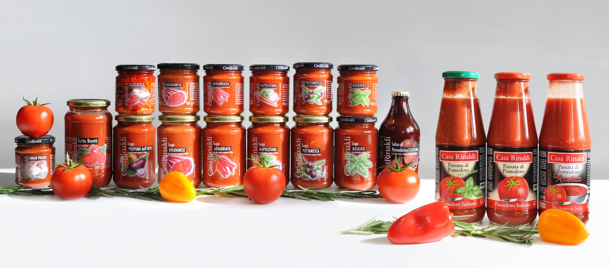 Соус Casa Rinaldi томатный