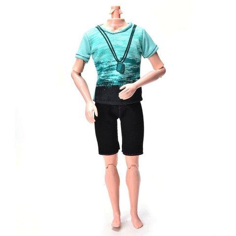 Одежда для кукол Кен, морской стиль