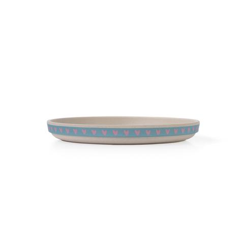 9465 FISSMAN Blue Princess Тарелка детская 18 см, бамбуковое волокно,  купить