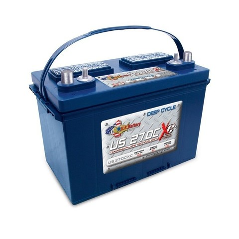 Аккумулятор U.S.Battery US 27DC XC2 (12В/105Ач)