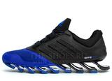 Кроссовки Мужские Adidas Spring Blade Black Blue