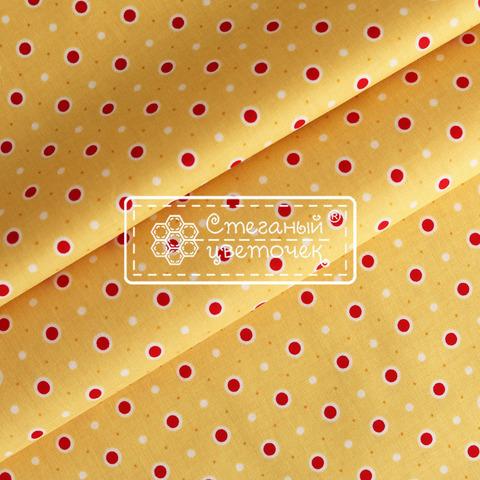 Ткань для пэчворка, хлопок 100% (арт. RB0401)
