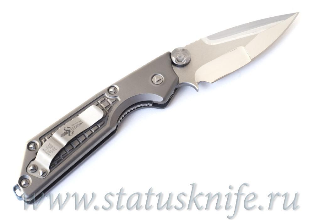Нож Marfione Custom MSG II Prototype FRAG Pattern - фотография