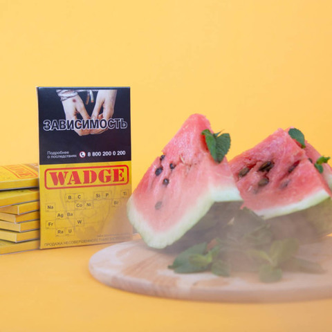 Табак Wadge Oxygen 100гр Watermelon Ice