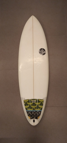 FULL CIRCLE Toy Box 5'11