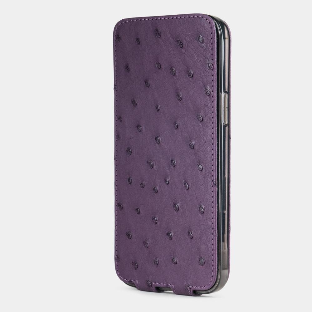 case iphone 12 pro max - ostrich violet