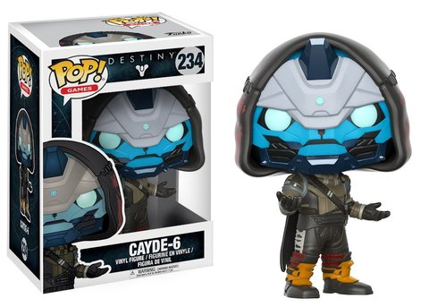 Фигурка Funko POP! Vinyl: Games: Destiny: Cayde-6 20360