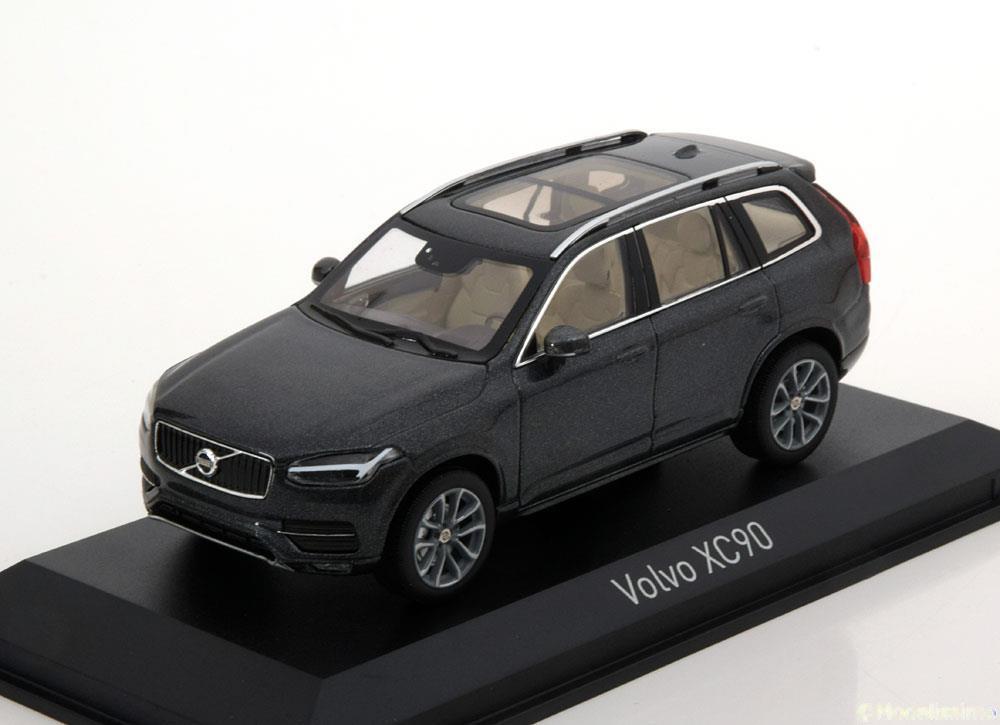 Коллекционная модель VOLVO XC90 (CROSSOVER 4X4) 2015 SAVILE GRAY