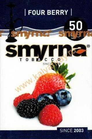 Smyrna Four Berry