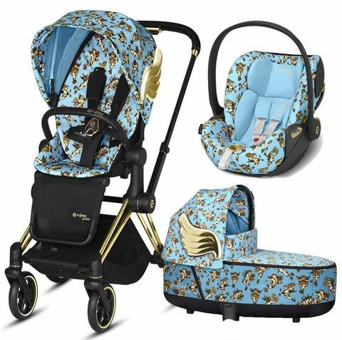 Cybex Priam III (3 в 1) Cherubs by Jeremy Scott