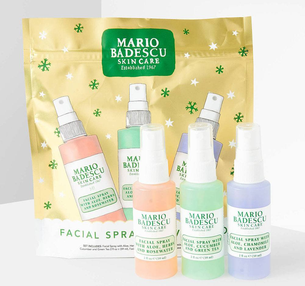 Набор Mario Badescu Facial Spray Travel Trio 3*59 мл