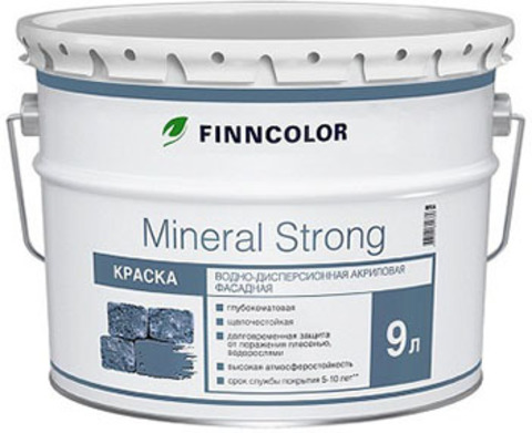 Finncolor Mineral Strong / Финнколор Минерал Стронг