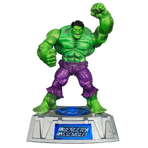 Marvel Collectors Base Figure - The Hulk