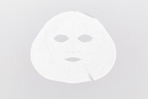 *Маска косметологическая без воротника (Чистовье/спанлейс/белый/25шт-упк/00-237)