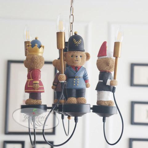 Подвесной светильник Teddy by Bamboo