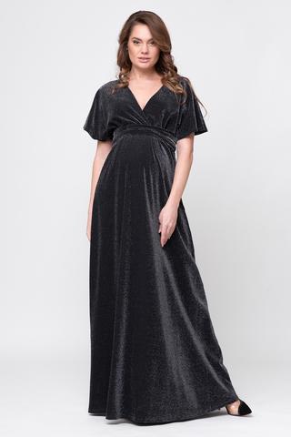 Платье для беременных 11333 черный