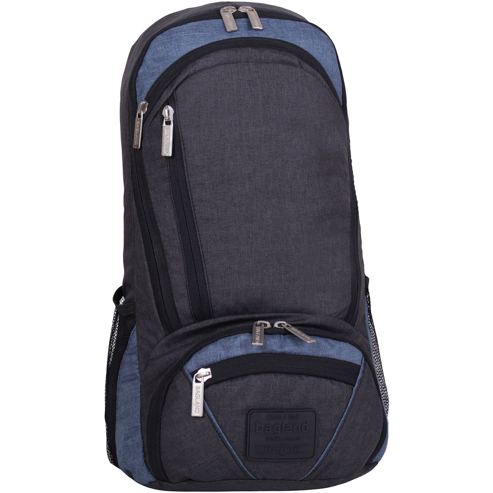 Городские рюкзаки Рюкзак для ноутбука Bagland Granite 23 л. чорн./серый (0012069) IMG_2499.JPG