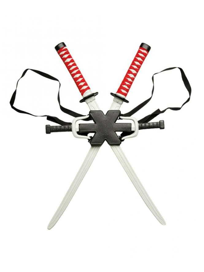 Дэдпул оружие комплект для костюма