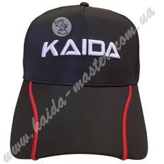 Кепка Kaida, чёрно-белая бейсболка