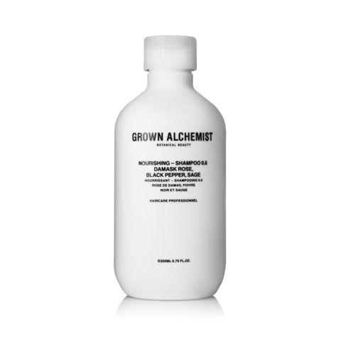 GROWN ALCHEMIST Питательный шампунь для волос