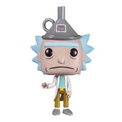 Фигурка Funko POP! Animation Rick & Morty Rick w/Funnel Hat (Exc) 55841