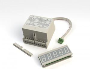 Е 854ЭС-Ц Преобразователи измерительные цифровые переменного тока (без аналогового выхода)
