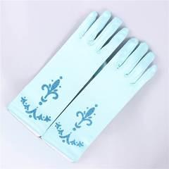 FROZEN перчатки Эльзы из Холодного сердца