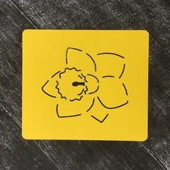 Цветок №21 Нарцисс
