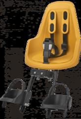 Велокресло переднее Bobike One Mini mighty mustard
