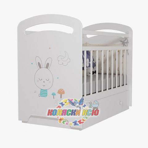 Кровать детская LUCY (маятник, ящик)