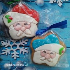 Звезда Дед Мороз №1