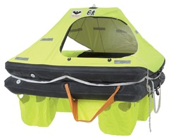 Yachting Liferaft - VIKING RescYou™ Coastal, UKCL (6 pers.)
