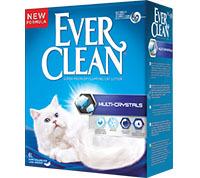 Наполнители EVER CLEAN Multi Crystals Наполнитель для кошачьего туалета с добавлением кристаллов (сиреневая полоса) 1433858714_0.jpg