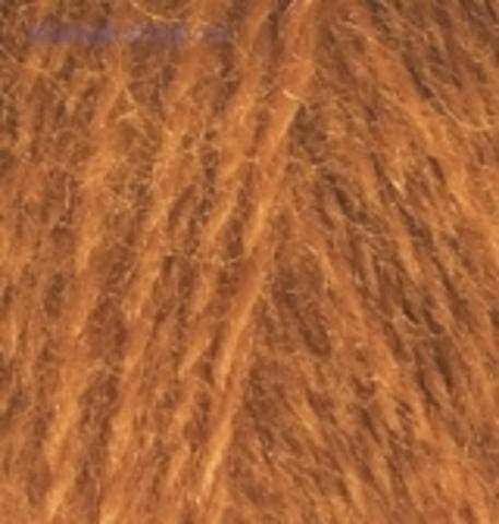 Пряжа Angora real 40 Alize 234 Рыжий - фото