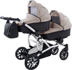 Детская коляска для двойни Legacy MIRA 3 в 1