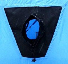 Окно(выход под трубу) для палаток куб Woodland