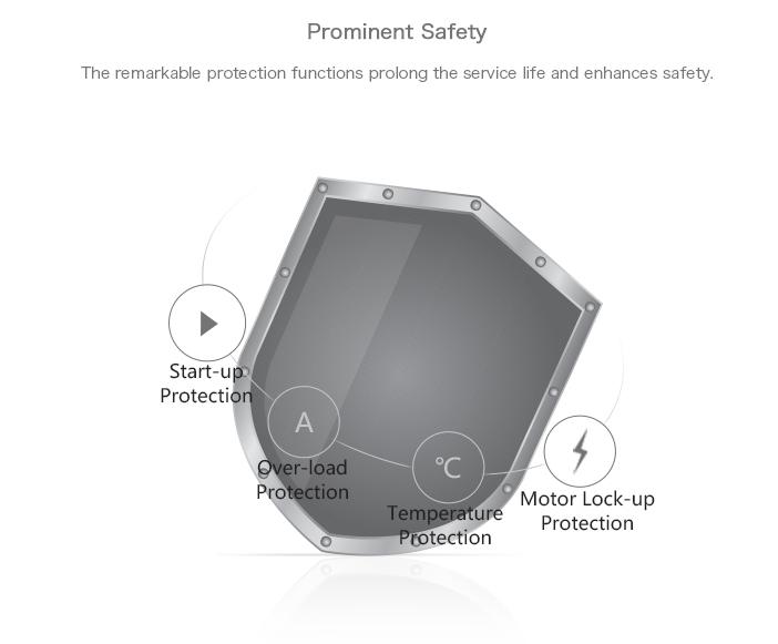 Надёжная система защиты регулятора T-Motor Flame 60A обеспечивает длительную и бесперебойную работу