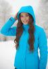 Премиальный теплый зимний костюм Nordski Mount Blue женский с высокой спинкой