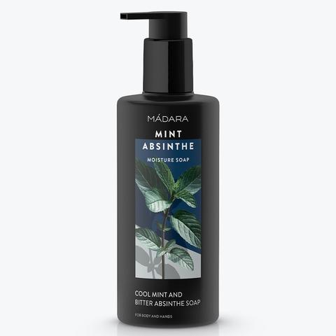 Увлажняющее жидкое мыло Mint Absinthe