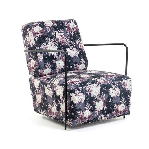 Кресло Gamer с цветочным принтом
