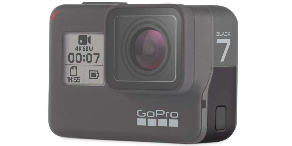 Запасная крышка для GoPro HERO7 Black Replacement Door