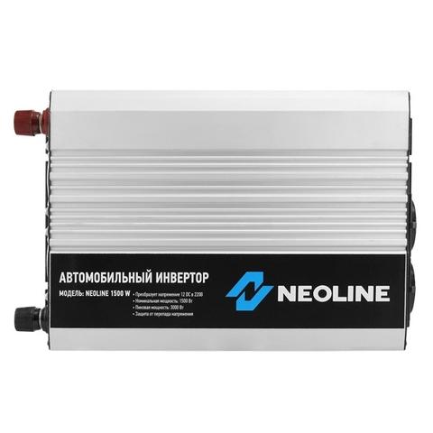 Преобразователь тока (инвертор) Neoline 1500W